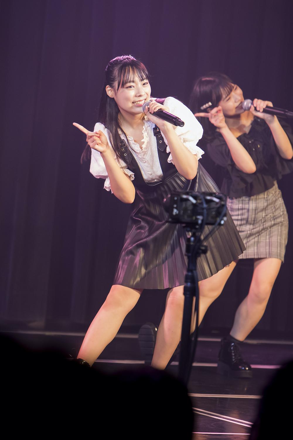 NMB48 7.5期生 イ・シヨンが劇場公演デビュー!吉田朱里プロデュース 研究生公演「Will be idol」