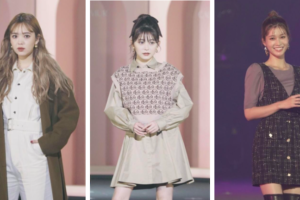 藤田ニコル、久間田琳加、生見愛瑠ら人気モデルが2021秋冬ファッションを披露! TGC 2021 A/W