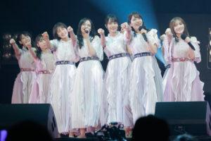 乃木坂46・4期生@JAM EXPO 2020-2021』
