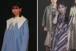 櫻坂46 東京ガールズコレクション 2021 AUTUMN/WINTER
