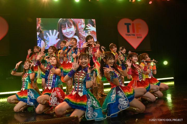 SKE48 @TOKYO IDOL FESTIVAL 2021