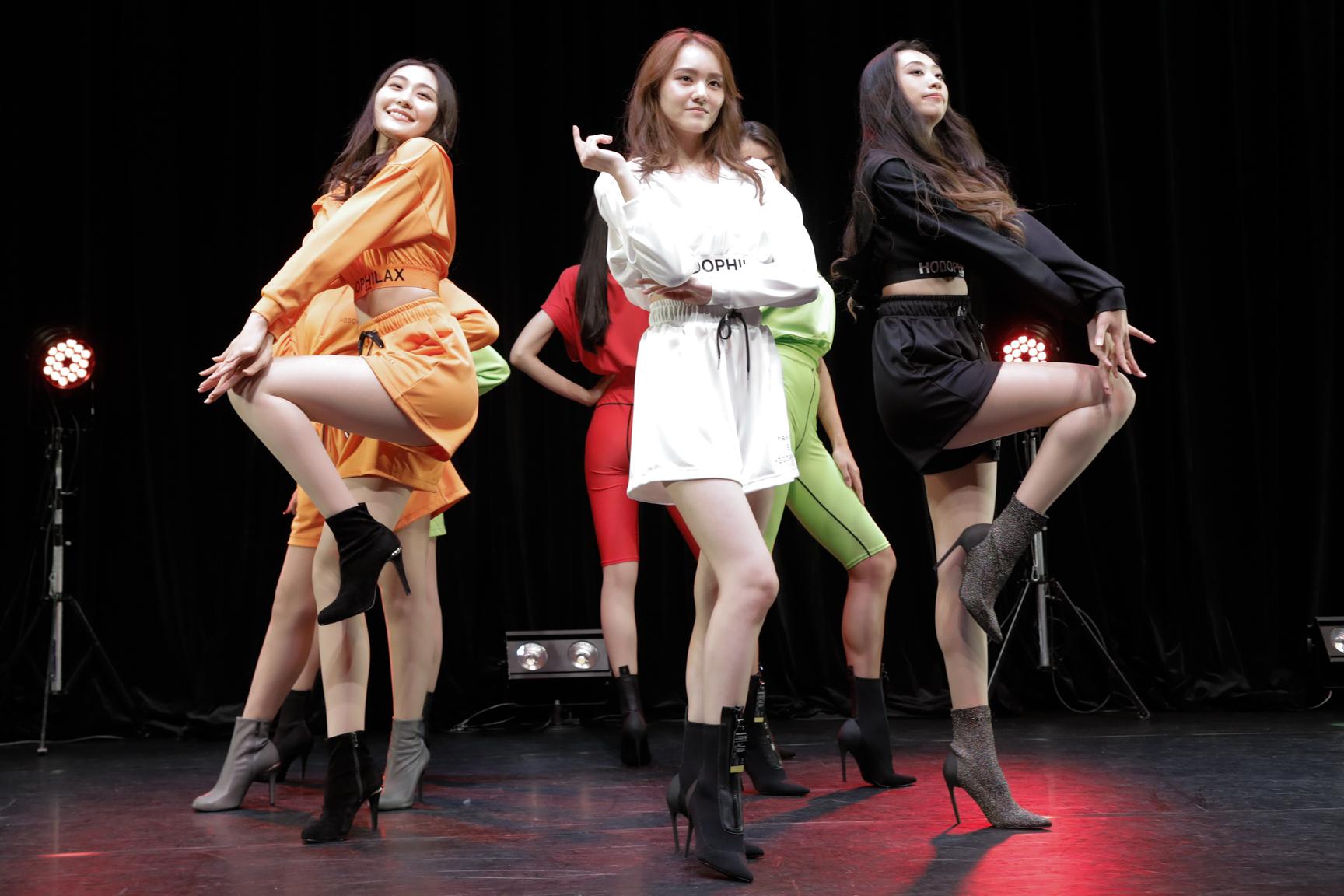 ブランド『heels & HODOPHILAX』ファッションショー