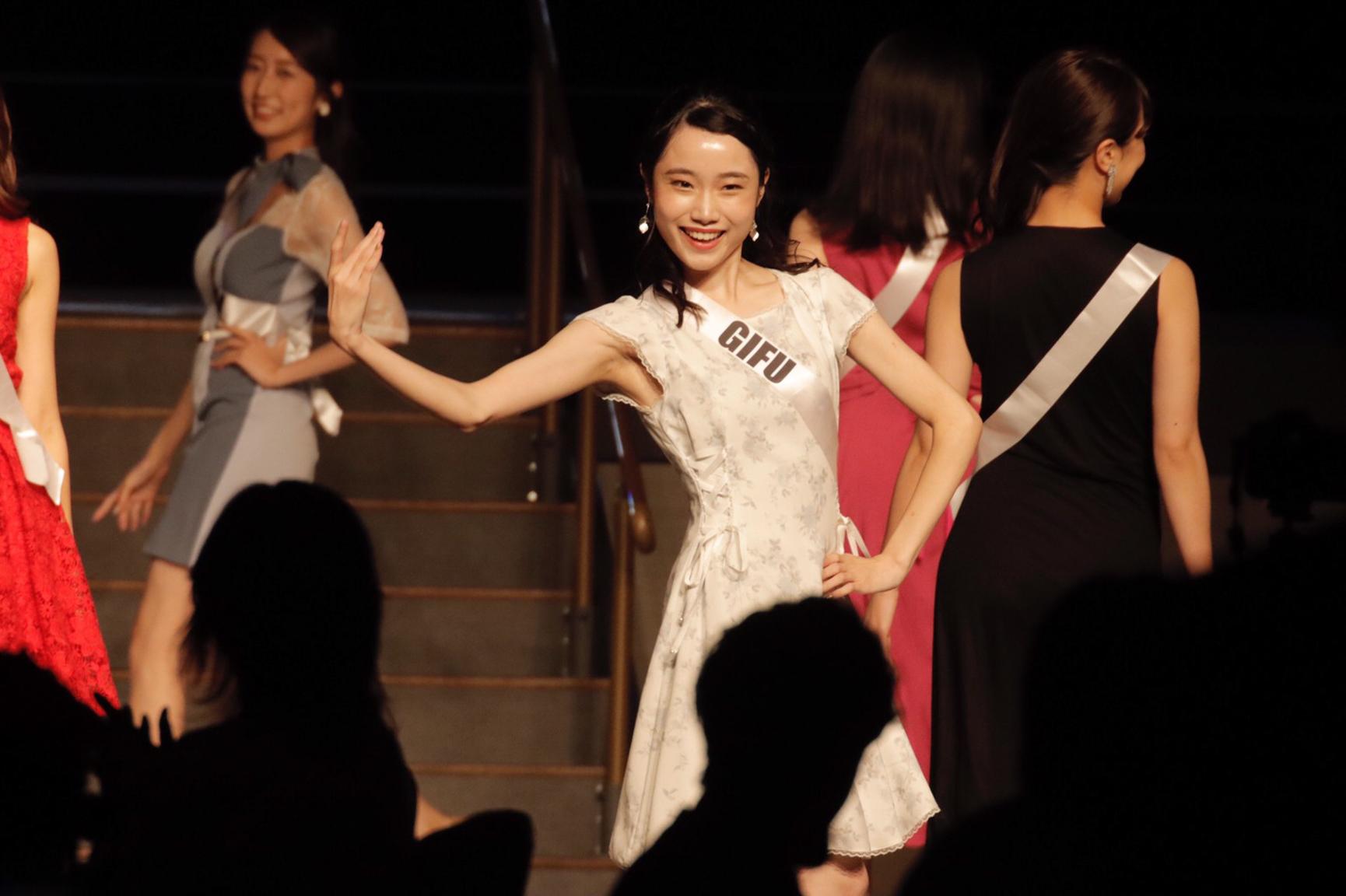 高村優奈(慶応義塾大学)『2021ミス・ジャパン』ファイナリスト ACTRESS PRESS