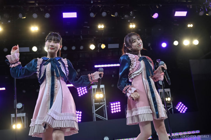 HKT48 @TOKYO IDOL FESTIVAL 2021(TIF)