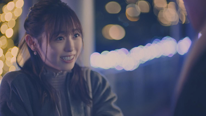 福原遥(ふくはら はるか)女優/シチズン時計「wicca(ウィッカ)」CM クリスマスデート