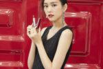桐谷美玲、美の秘訣やセルフメイク術を語る!<「ルージュ・ジバンシイ」新ライン発表会>