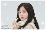 橋本環奈、冬の装いを披露!雪国環奈の広告コピー募集!