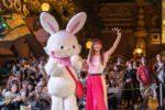 倉木麻衣、サンリオピューロランド最愛のキャラクター「ウィッシュミーメル」初主演を生歌で祝福!
