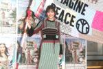 """久間田琳加ら人気モデルが「シブハラフェス」で注目のファッション披露!フェスのテーマは""""FASHION IMAGINE PEACE"""""""